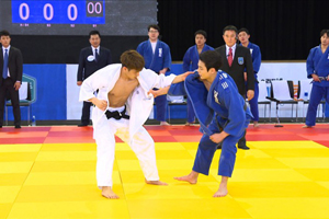 Jota competes with the strongest player [Cool Kiz On The Block]