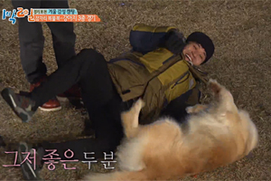 Kim Jongmin, to be popular with dogs [Two Days and One Night]