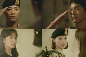 My FAVORITE couple is...? SONGSONG or GOOWON? [Descendants of the Sun]