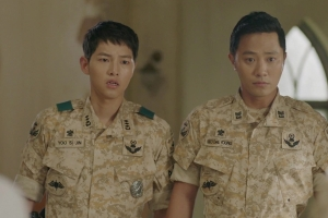 These boys are in BIG BIG trouble! [Descendants of the Sun]