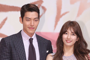 EXCLUSIVE: \'Uncontrollably Fond\' KIM WOOBIN and SUZY say hi to their fans! [Uncontrollably Fond]