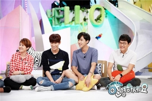 COUNSELING together with new boy group KNK! [Hello, Counselor]