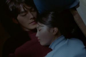 JUNYEONG and EUL are cuddling on the floor all night long! [Uncontrollably Fond]