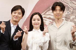 \'Seven\' Park Minyoung, Yeon Woojin, Lee Donggun share how they feel as they finish the drama. [Queen for Seven Days]