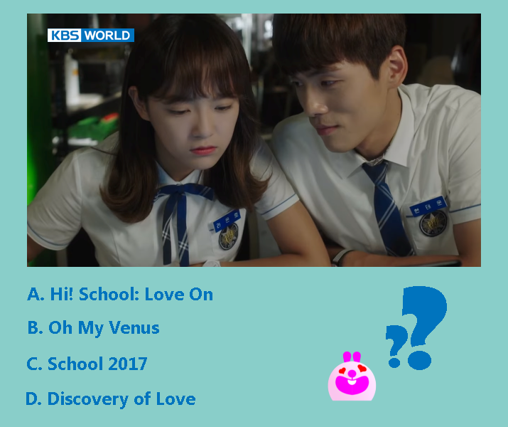 QUIZ: Can you guess the title of KBS World dramas from a screenshot? / Cao Thi Huong