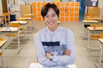 'OH MY TEACHER!', Han JuWan, end of \'School 2017\'.