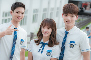 \'School\' Good-bye, Geumdo High School! The cast talk about how they feel. [School 2017]