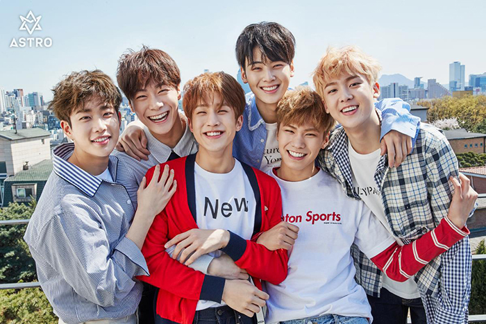 ASTRO confirms comeback in November!