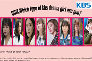 QUIZ: Which type of KBS drama girl are you? / Cintia Mancilla