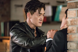 \'Mad Dog\' Kangwoo grabs Minjun by the collar! [Mad Dog]