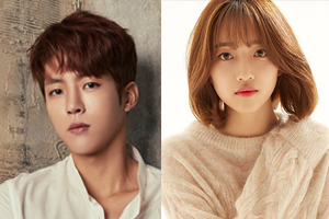 INFINITE\'s Lee Sungyeol & Pyo Yejin from \'Fight for My Way\' cast in new KBS daily drama \'Love Returns.\' [Love Returns]