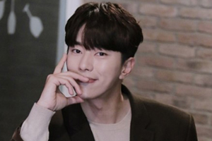 Yoon Hyun Min talks about his lover Baek Jin Hee in an interview.