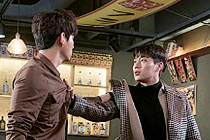 Ji Suho and Lee Kang get in a fist fight? [Radio Romance]