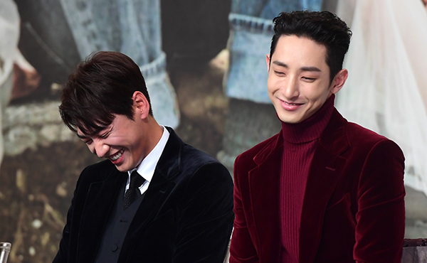 yeonggwang and soohyuk have a good chemistry as friends sweet