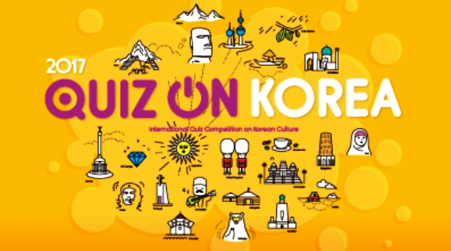 Quiz on Korea 2017: Testing the knowledge of international