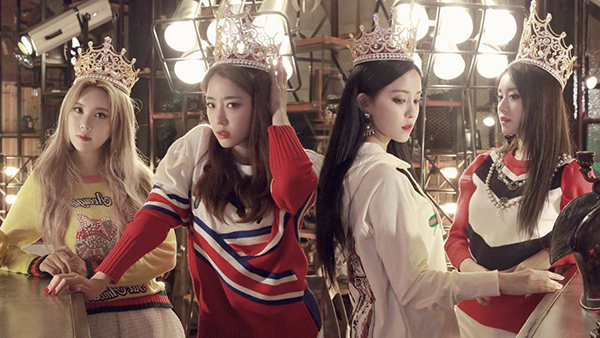 MBK Ent  registers trademark for 'T-ara,' members won't be