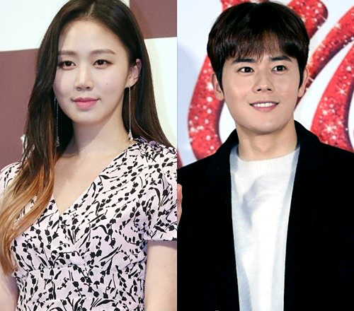 Kim Dong Jun denies dating rumors with Go Sung Hee
