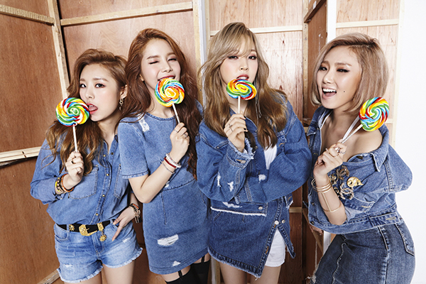 MAMAMOO is preparing to come back in July!