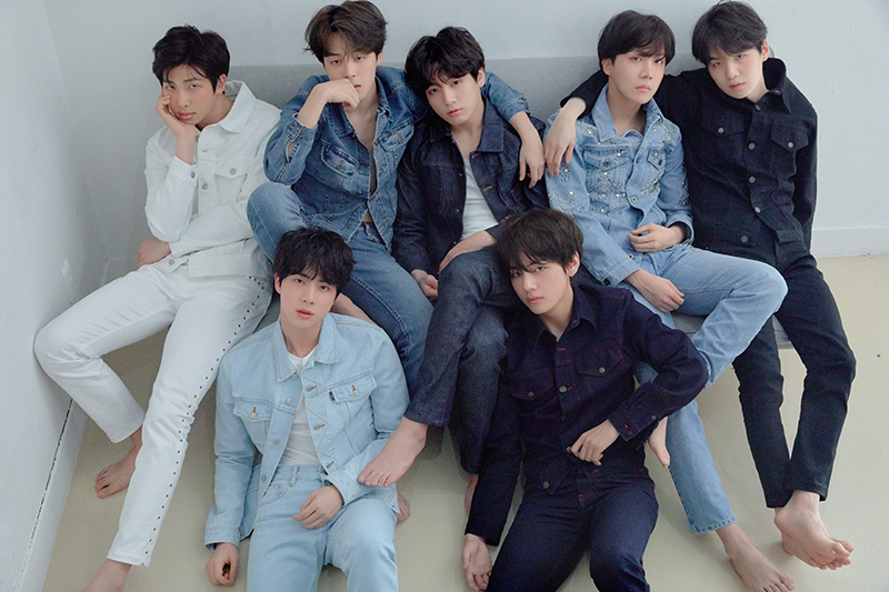 BTS was the only Korean who was included in U.S. TIME magazine\'s \'The 25 Most Influential People on the Internet\' list. Others on the list include Rihanna, Donald Trump, Kanye West, and Kylie Jenner.