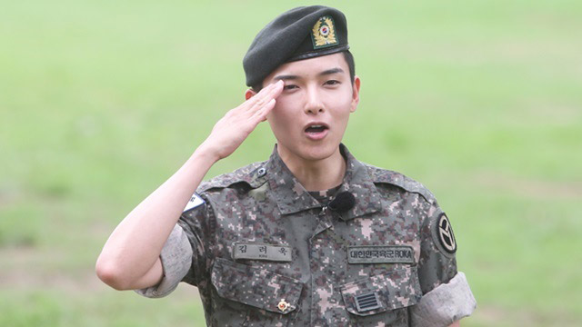 Super Junior\\\'s Ryeowook was discharged from military service.