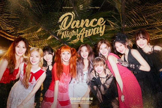TWICE released its special 2nd mini-album \\\\\\\'Summer Nights\\\\\\\' on July 9. It\\\\\\\'s title track, \\\\\\\'Dance The Night Away\\\\\\\', has been topping the charts for 3 straight days!