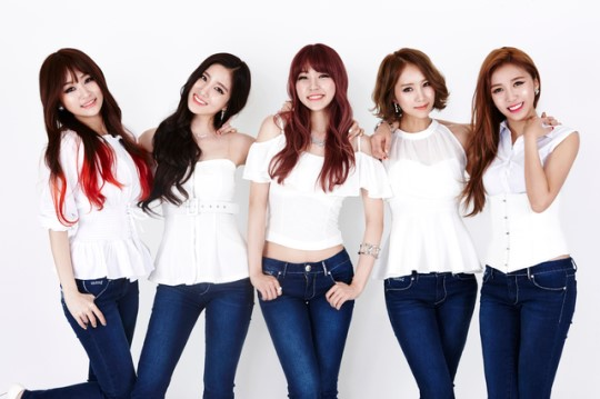 On July 26, girl group TAHITI\'s members revealed that they have decided to disband after discussing with the company.