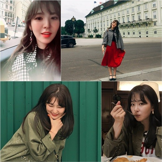 Red Velvet\'s Wendy and Seulgi will travel to Vienna, Europe\'s cultural capital and city of music and art!