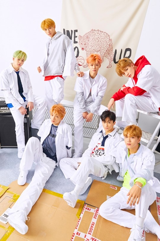 NCT DREAM, which consists of teenage members from NCT, will release their second mini-album \'We Go Up\' on September 3.