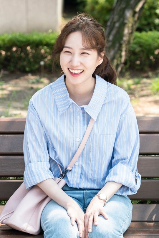 Actress Park Eun Bin, the heroine of upcoming drama, shared her thoughts in an interview.