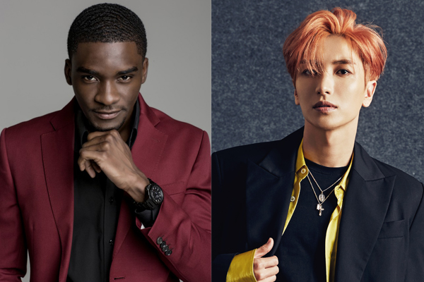 You can look forward to the global bromance between Lee Teuk, who is a skilled MC, and Sam Okyere