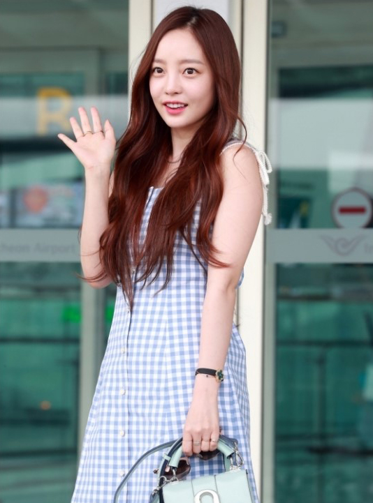 The agency stated that Koo Hara is undergoing treatment for sleep disorder and indigestion.