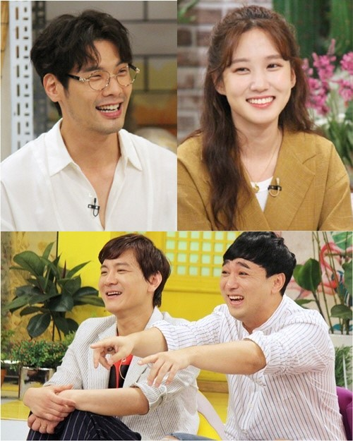 Tonight\\\\\\\'s episode of \\\\\\\'Happy Together\\\\\\\' features the \\\\\\\'Between Horror & Humor\\\\\\\' Special, starring actors Choi Daniel, Park Eun Bin and comedians Jeong Seongho and Hwang Jeseong.