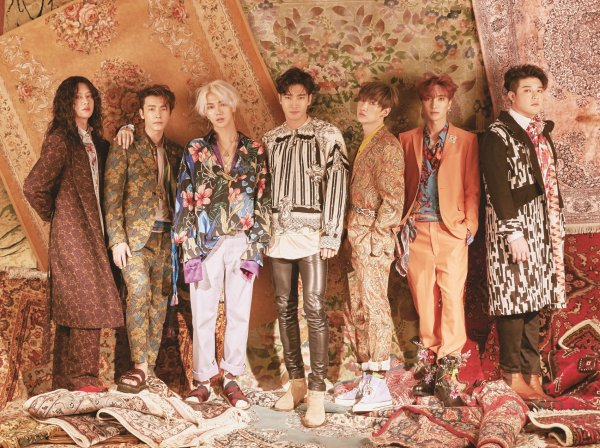 On October 8, Super Junior will release special mini-album \\\'One More Time.\\\'