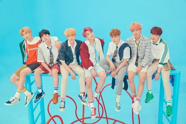 While BTS will be visiting England next week, they will appear on BBC\'s \'The Graham Norton Show\', which will be aired on October 12.