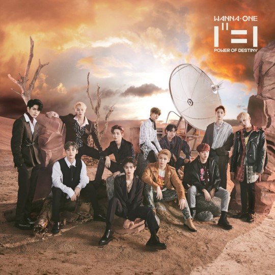 From November 6 to 8, Wanna One revealed the adventure ver. teaser images of the first full-length album \\\'1¹¹=1 (POWER OF DESTINY).\\\'