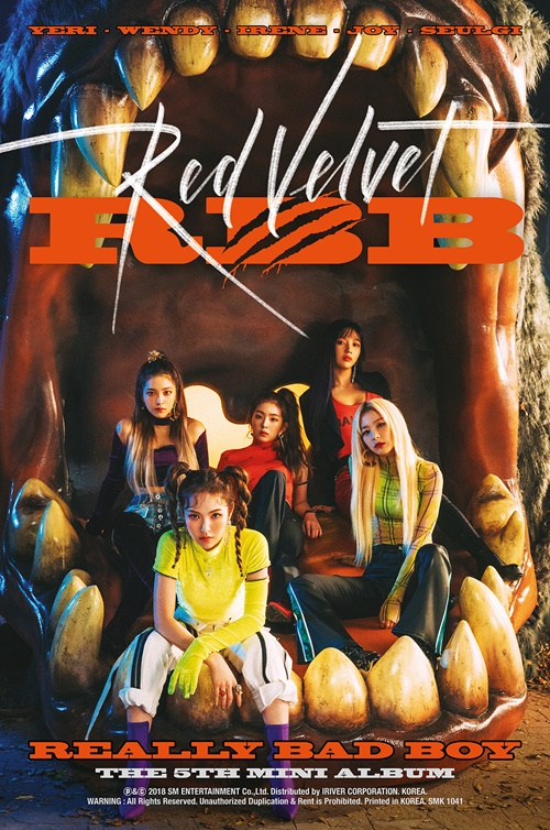 On November 30, Red Velvet will release their 5th mini album \'RBB\', which is composed of 6 tracks including the title track \'RBB (Really Bad Boy).\'