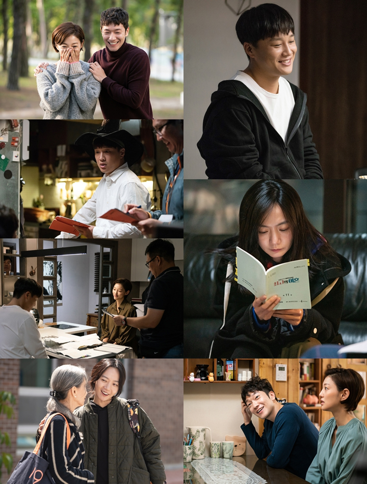 KBS drama \'Matrimonial Chaos\' came to an end last night! The cast Cha Tae Hyun, EL, and Son Sukku said their farewell to the viewers.