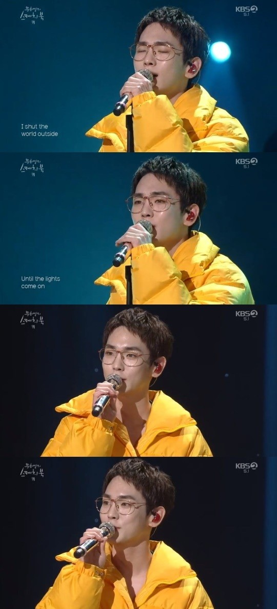 SHINee\\\'s Key appears on \\\'Yu Huiyeol\\\'s Sketchbook\\\' f