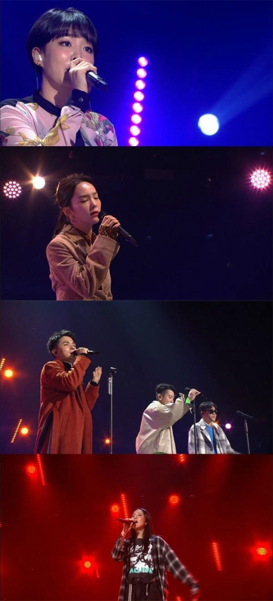 The upcoming episode of \\'Yu Huiyeol\\'s Sketchbook\\' invites Younha, Song So Hee & 2nd Moon, SoulstaR, and Jinsil.   Younha is very fond of Yu Huiyeol, and she has prepared a special gift for him, wishing him a healthy and long life. She starts out by singing \\'Waiting\\', a song that has been loved by many for more than 10 years. She says that she won a silver medal with the song and shares the anecdote of how she got to become a medalist with it. She reveals that she has more than 60 songs that have not been released.   Secondly, the genius Korean traditional folk song singer Song So Hee and ethnic fusion band 2nd Moon will show a unique collaboration performance. Song So Hee reveals that she reached out to 2nd Moon herself asking them to collaborate.   2nd Moon\\'s member Kim Hyun Bo says that he owns more than 100 different kinds of instruments like patica, bones, and Uilleann pipes, and he has plays some of those rare instruments on stage.   SoulstaR, the three guys who aspire to become Korea\\'s Boyz II Men, perform \\'Only One For Me\\' and \\'Call My Name.\\' Member Lee Gyuhoon (Glenn) says that he won the first place at a singing competition over JYJ\\'s Kim Junsu when he was young.  Lastly, although her voice is familiar to us through films, commercials and Mad Soul Child\\'s vocalist Jinsil appears on a talk show for the first time in 9 years since her debut, which is why her voice sounds very nervous on the show. She says that she decided to appear on \\'Sketchbook\\' thanks to the support from people around her who gave her courage.  [Yu Huiyeol\\'s Sketchbook] Showtime : Sat 16:35 |Re-run: Thu 16:50, Fri 10:30 (Seoul, UTC+9)