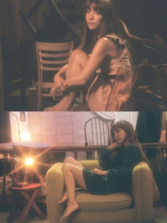 Luna will release digital single \'Even So\' containing 3 tracks written by herself.