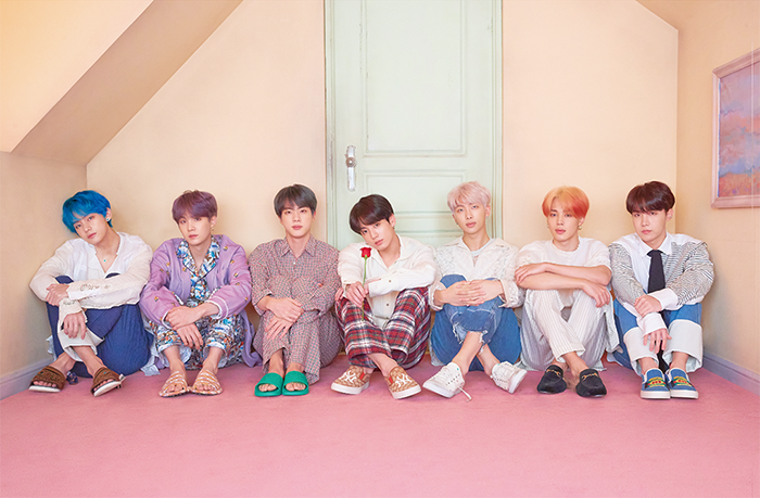 Bts To Come Back With New Single Lights Boy With Luv