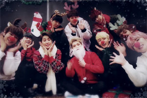 UP10TION with their new X-MAS version, 'Catch Me!'