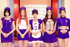 EXID turns into HOTeliers for \'L.I.E\'!