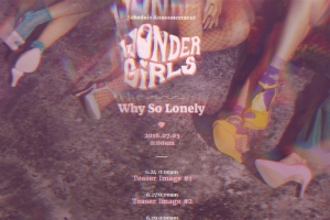 WONDER GIRLS gears up for comeback with \'Why So Lonely\'!