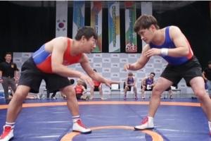 Taekwondo LEE SUGEUN vs. Muay Thai SEO DONGWON [Cool Kiz On the Block]
