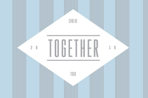 CNBLUE\'s \'COME TOGETHER\' live concert tour!