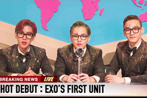 EXO\'s CHEN, BAEKHYUN and XIUMIN will be performing as a first SUB UNIT!