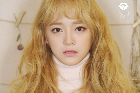 SEJEONG sweeps every chart with \'FLOWER ROAD\'!