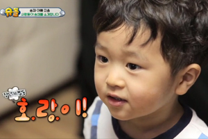 Check out this new SUPERMAN baby KO SEUNGJAE! [The Return of Superman]