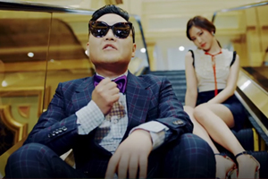 Watch: PSY achieves an all-kill with \'I LUV IT\' and \'New Face\'!